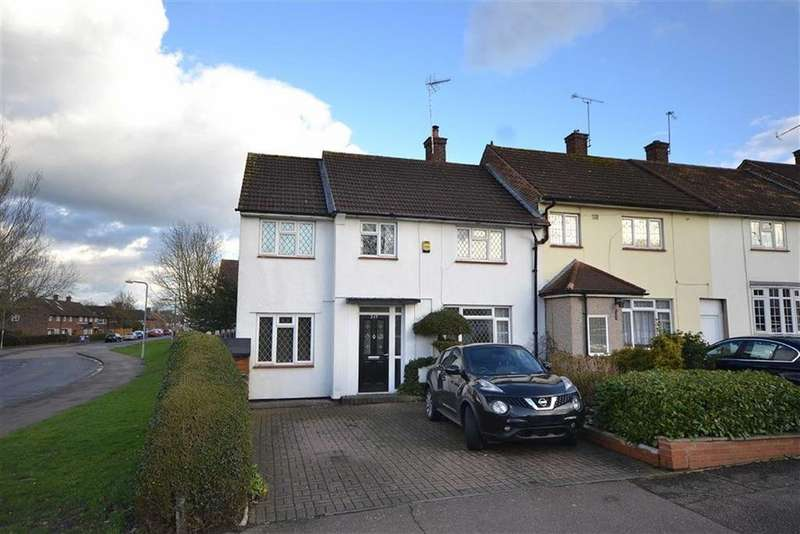 5 Bedrooms End Of Terrace House for sale in Willingale Road, Loughton, Essex