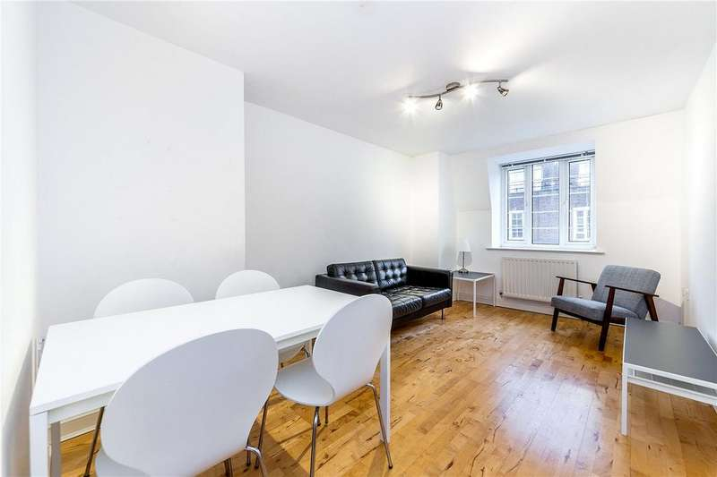 1 Bedroom Flat for sale in Bevan House, Boswell Street, London, WC1N