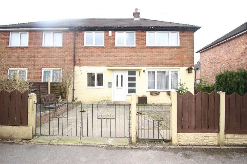 2 Bedrooms Semi Detached House for sale in Westfield Drive, Ribbleton