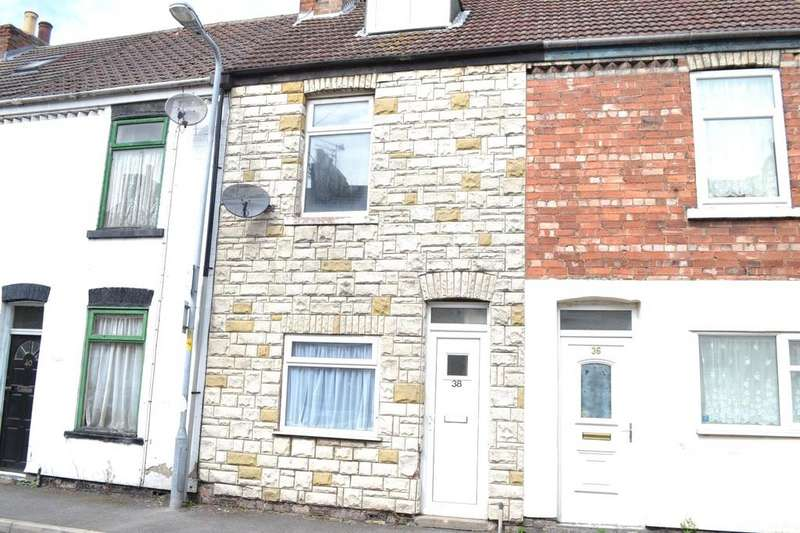 3 Bedrooms Terraced House for sale in Linden Terrace, Gainsborough, Lincolnshire, DN21