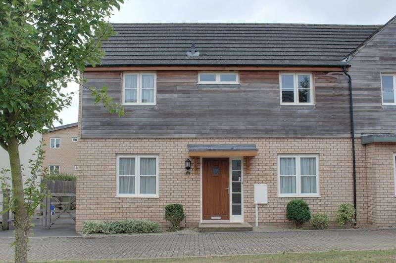3 Bedrooms Property for sale in Newington Gate, Milton Keynes