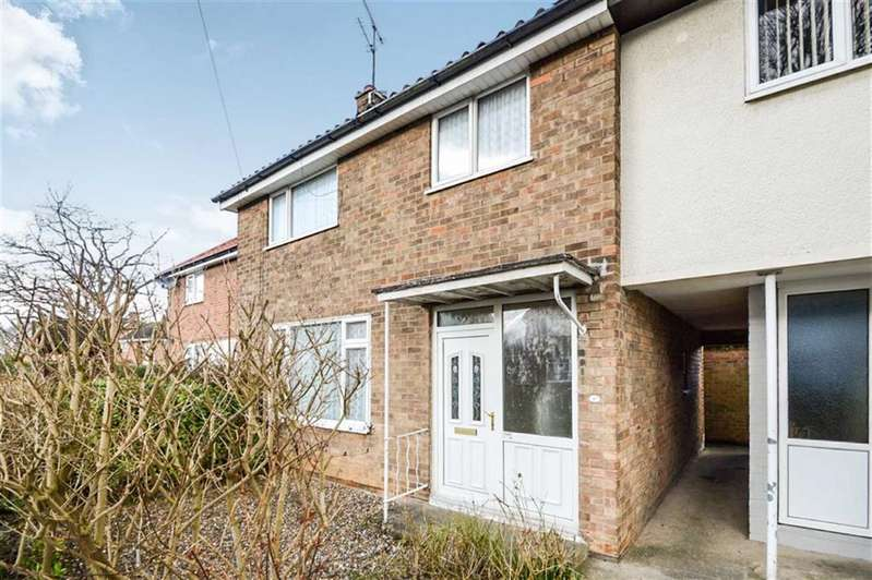 3 Bedrooms Property for sale in Saffrondale, Anlaby