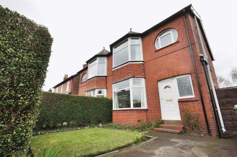 3 Bedrooms Semi Detached House for sale in Victoria Road, Sale