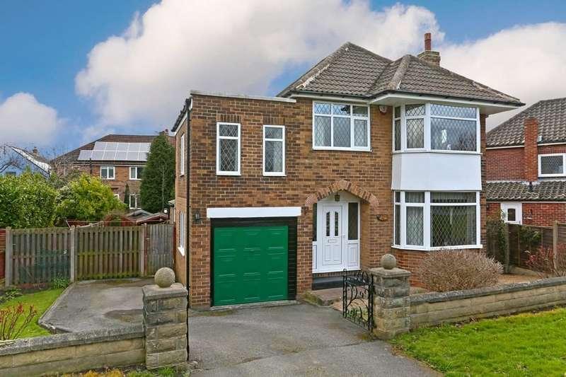 4 Bedrooms Detached House for sale in Standbridge Lane, Sandal