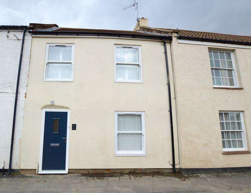 3 Bedrooms Terraced House for sale in The Cottage, High Street, Gosberton, Spalding