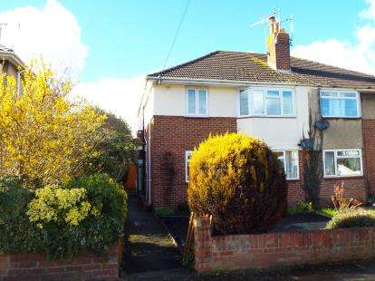 2 Bedrooms Maisonette Flat for sale in Orchard Avenue, Cheltenham, Gloucestershire, Uk