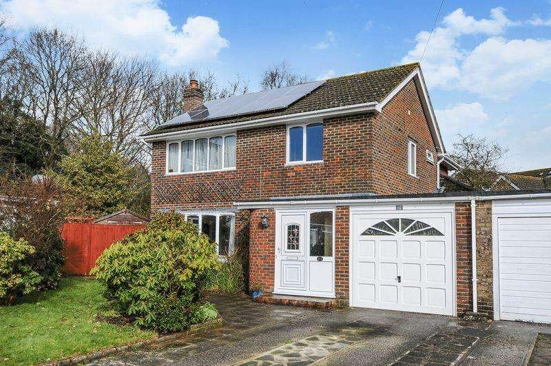 5 Bedrooms Detached House for sale in Worcester Road, Chichester