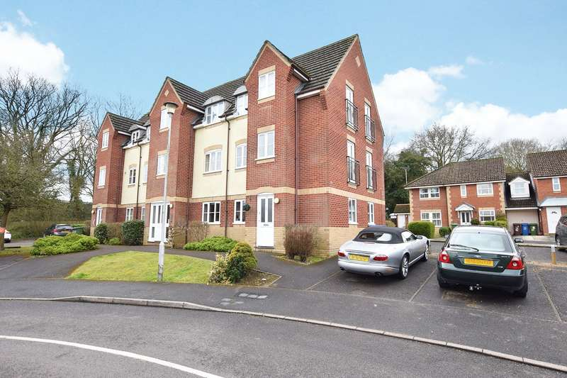 2 Bedrooms Apartment Flat for sale in Hitherhooks Hill, Temple Park, Binfield, Berkshire, RG42
