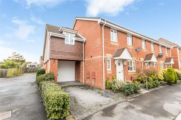 4 Bedrooms End Of Terrace House for sale in Park Cottage Drive, Fareham, Hampshire