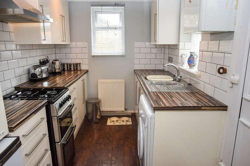 2 Bedrooms Property for sale in Barham Road, Dartford, DA1