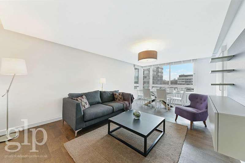 2 Bedrooms Flat for sale in Burwood Place, Hyde Park, W2