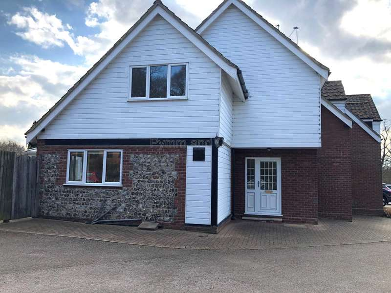 4 Bedrooms Semi Detached House for rent in Anchor Street, Norwich