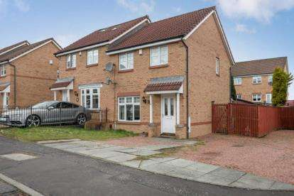 3 Bedrooms Semi Detached House for sale in Forrest Gate, Hamilton, South Lanarkshire