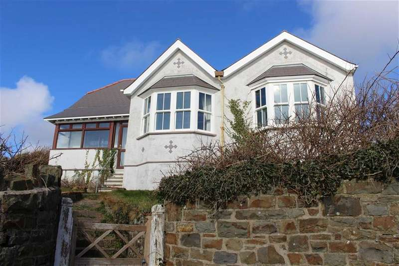3 Bedrooms Detached Bungalow for sale in The Rath, Milford Haven