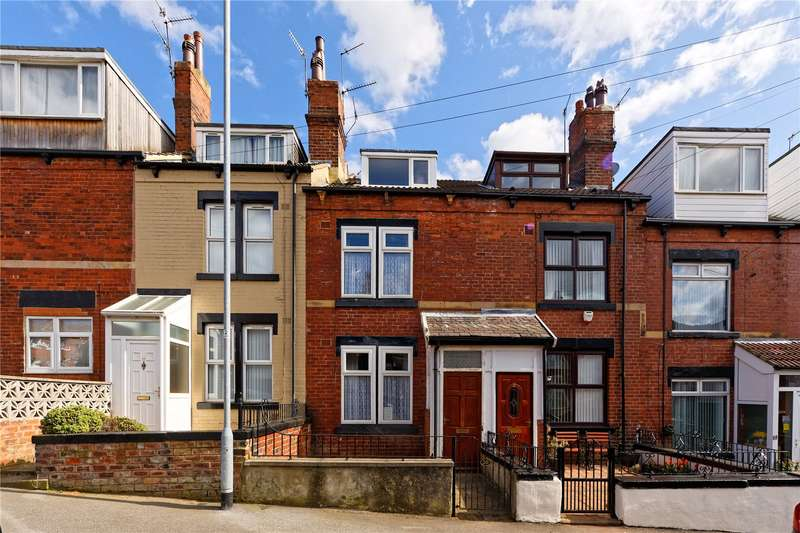 4 Bedrooms Terraced House for sale in Landseer Terrace, Leeds, West Yorkshire, LS13