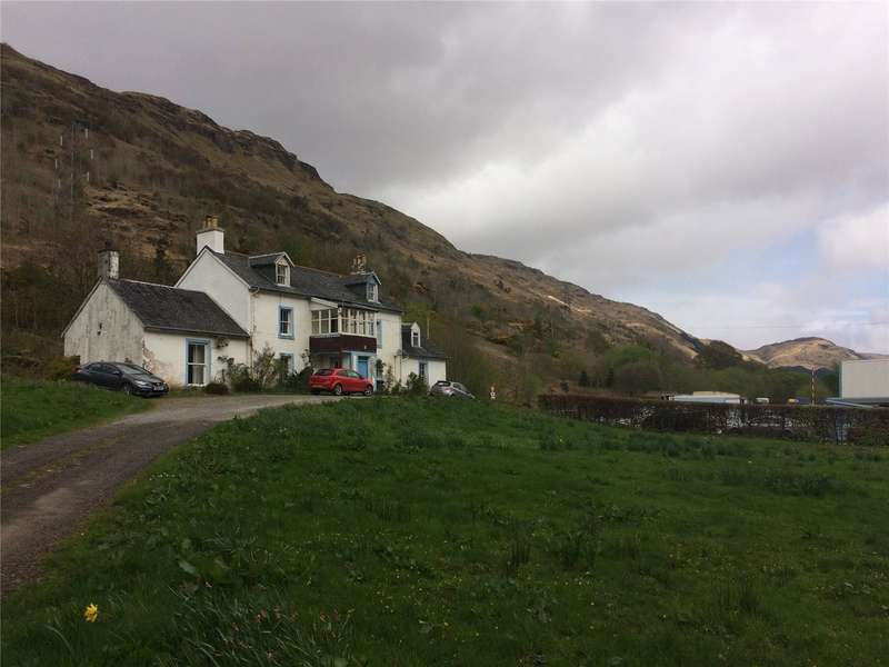 Detached House for sale in Clachan Farmhouse, Cairndow, Argyll and Bute, PA26