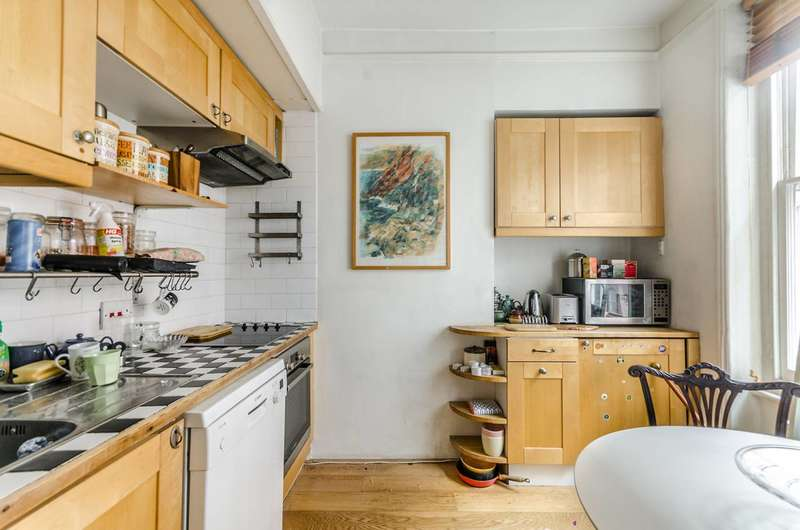 1 Bedroom Flat for sale in Little Russell Street, Bloomsbury, WC1A