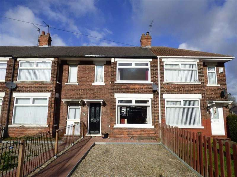 2 Bedrooms Terraced House for sale in Teesdale Avenue, Hull, East Yorkshire, HU9