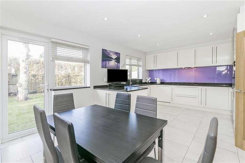 3 Bedrooms Detached Bungalow for sale in Longdown Road, Epsom, Surrey