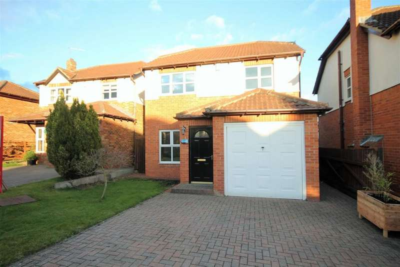3 Bedrooms House for sale in Brockwell Close, Fishburn, Stockton-On-Tees
