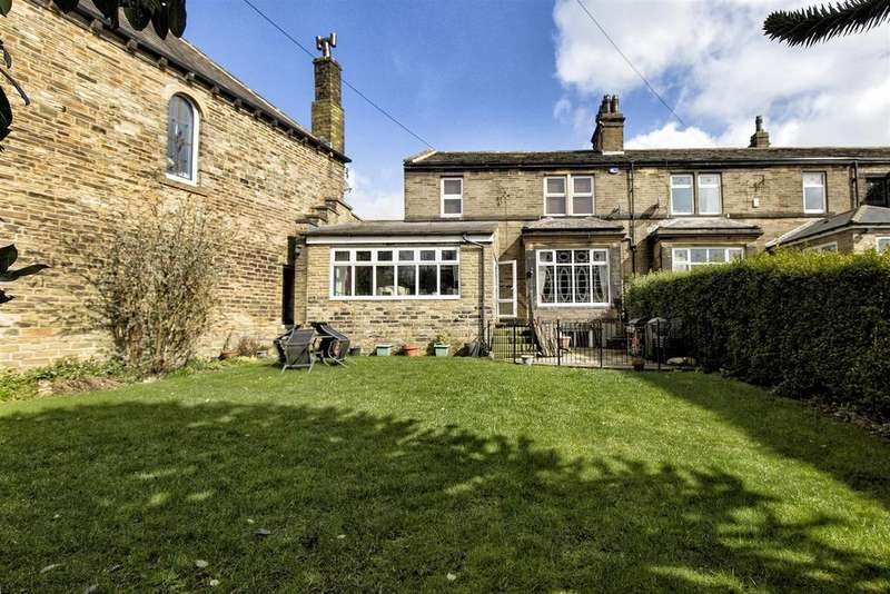 4 Bedrooms End Of Terrace House for sale in Bradford Road, East Bierley