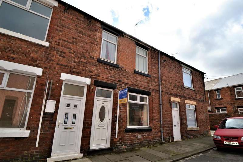 3 Bedrooms Terraced House for sale in Stephenson Street, Ferryhill