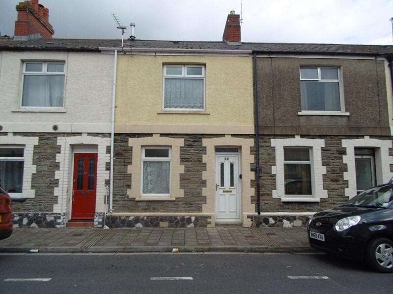 1 Bedroom Terraced House for sale in Kingarth Street, Cardiff