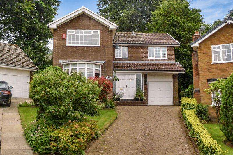 5 Bedrooms Detached House for sale in Pilling Field, Egerton, Bolton, BL7 EXTENDED DETACHED FAMILY HOME IN CUL DE SAC