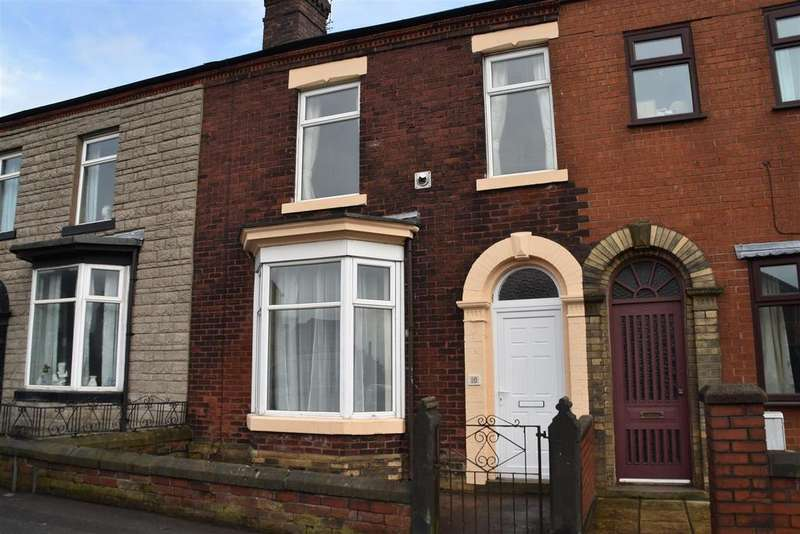 2 Bedrooms Terraced House for sale in Eaves Lane, Chorley