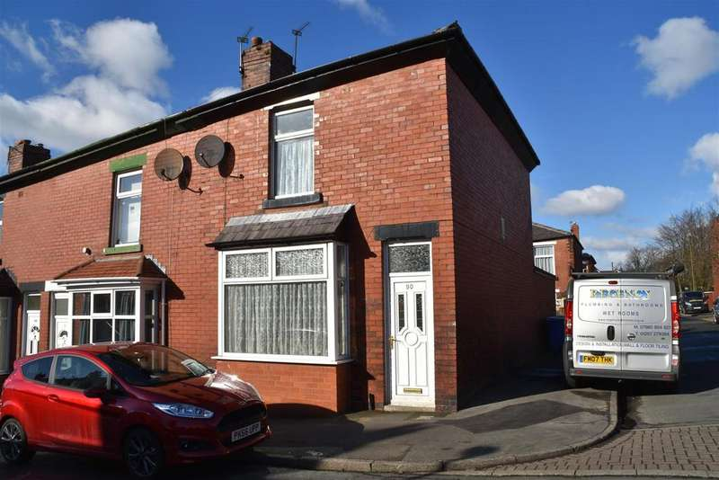 3 Bedrooms End Of Terrace House for sale in Geoffrey Street, Chorley