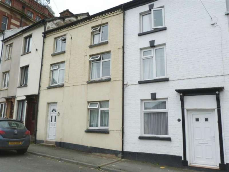 5 Bedrooms Terraced House for sale in 39, Old Kerry Road, Newtown, Powys, SY16