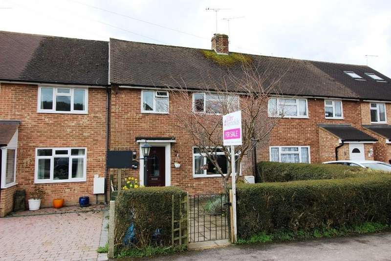 3 Bedrooms Terraced House for sale in Collet Road, Kemsing TN15