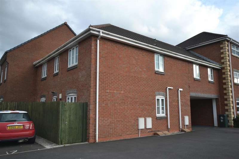 2 Bedrooms Apartment Flat for sale in Goldfinch Court, Chorley