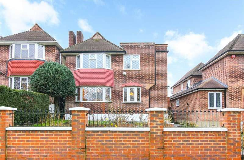 3 Bedrooms Detached House for sale in Gibsons Hill, Norbury, SW16