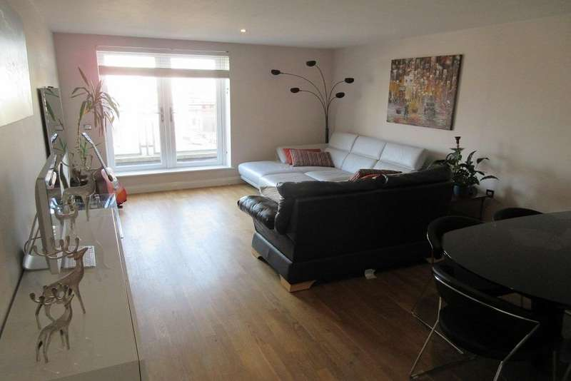 2 Bedrooms Apartment Flat for sale in Heritage Court, Warstone Lane, Birmingham B18