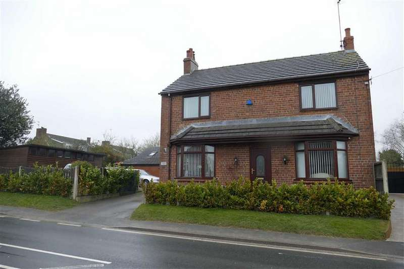 3 Bedrooms Detached House for sale in Main Street, Wetwang