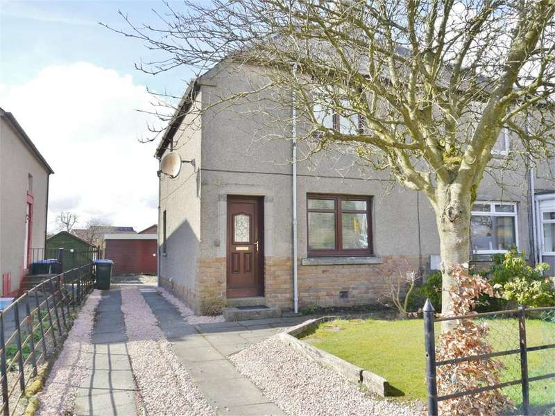 2 Bedrooms Semi Detached House for sale in 3 Ross Street, Kinross, Kinross-shire