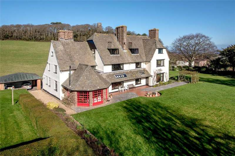7 Bedrooms Detached House for sale in Priory Green, Dunster, Minehead, Somerset