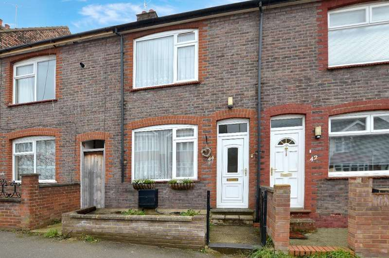 2 Bedrooms Terraced House for sale in Talbot Road, Round Green, Luton, LU2 7RW