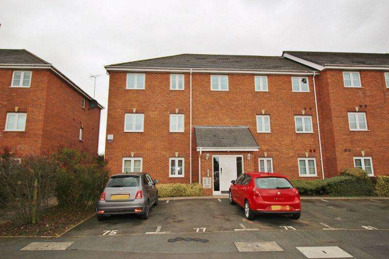 2 Bedrooms Apartment Flat for sale in Squires Grove, New Invention, Willenhall