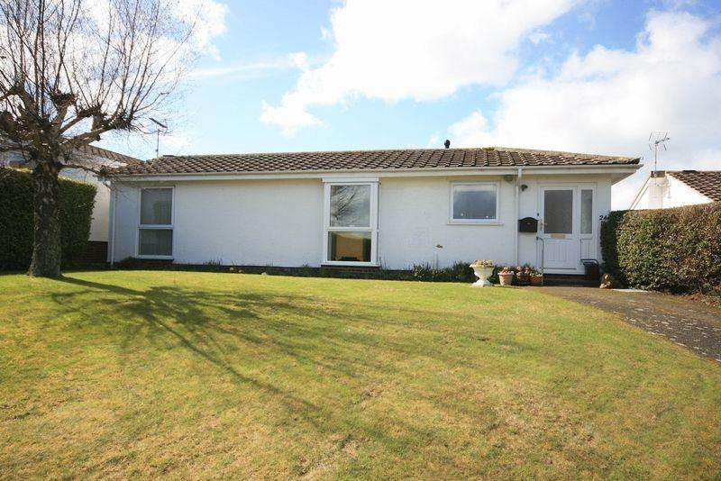 2 Bedrooms Detached Bungalow for sale in Parc Sychnant, Conwy