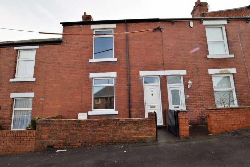 2 Bedrooms Terraced House for sale in Worley Terrace, Tantobie, Stanley