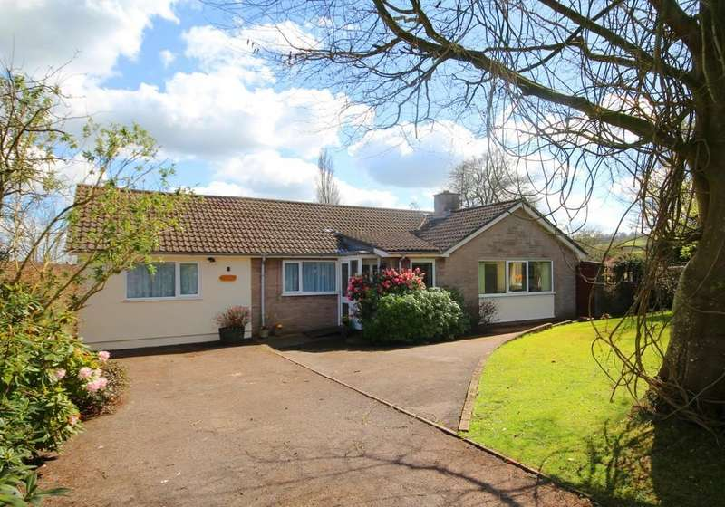 3 Bedrooms Detached Bungalow for sale in Orchard End, East Harptree