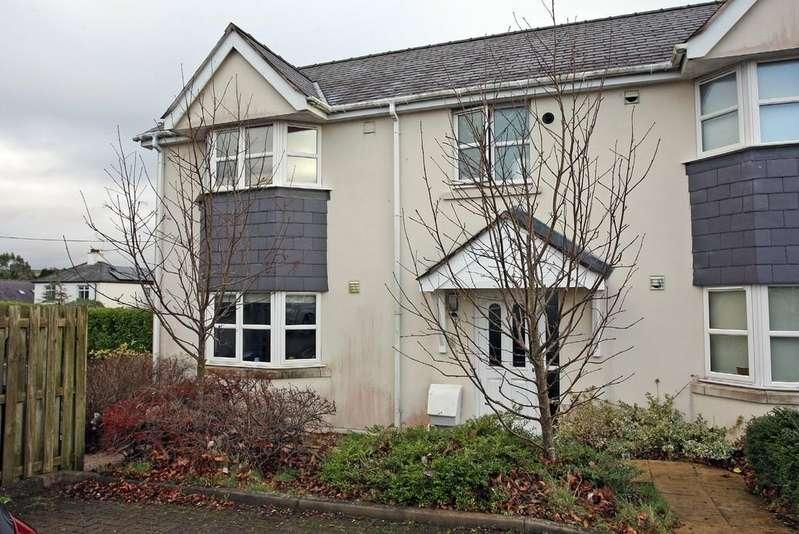 1 Bedroom Ground Flat for sale in Llys Y Garnedd, Penrhosgarnedd, North Wales