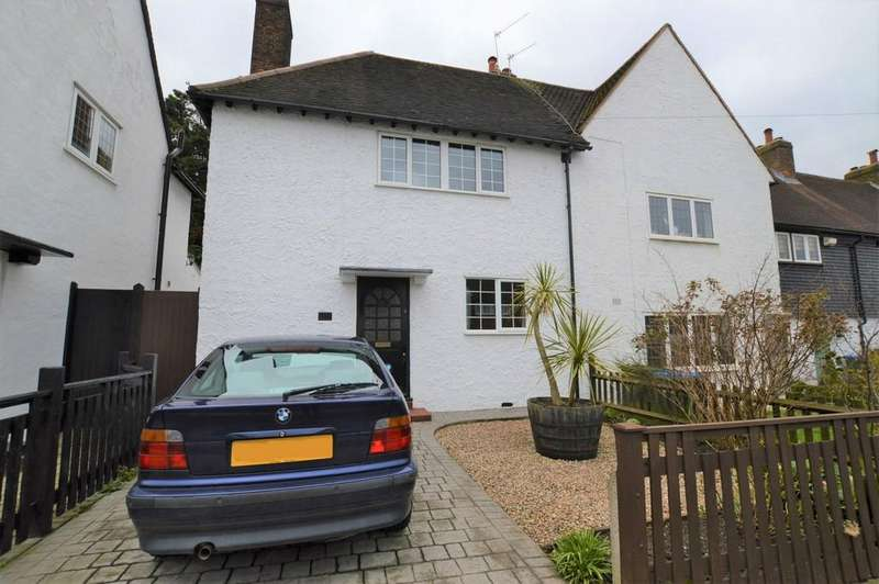 3 Bedrooms End Of Terrace House for sale in Arsenal Road, Eltham SE9