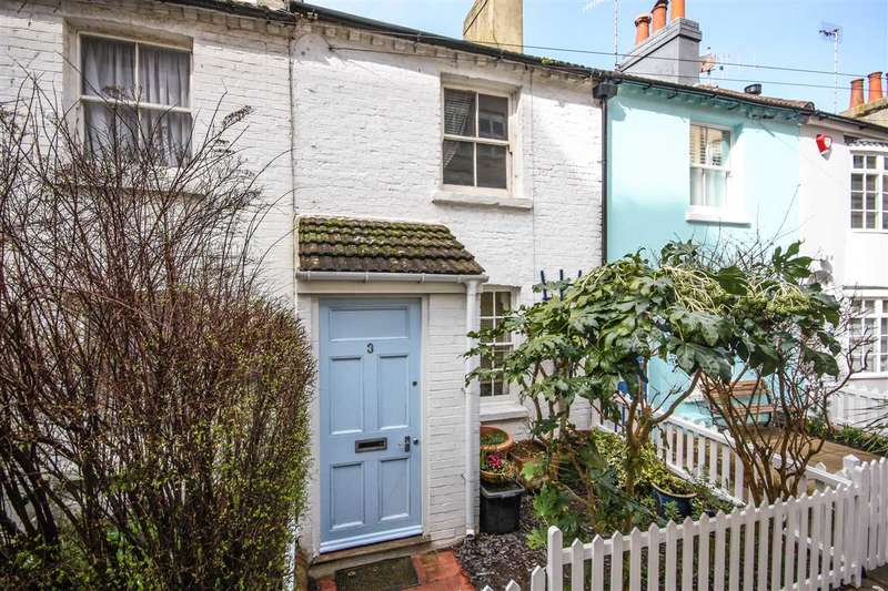 2 Bedrooms House for sale in Frederick Gardens, Brighton