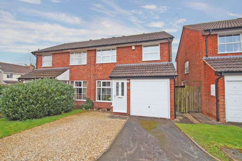 3 Bedrooms Property for sale in Maisemore Close Church Hill, Redditch