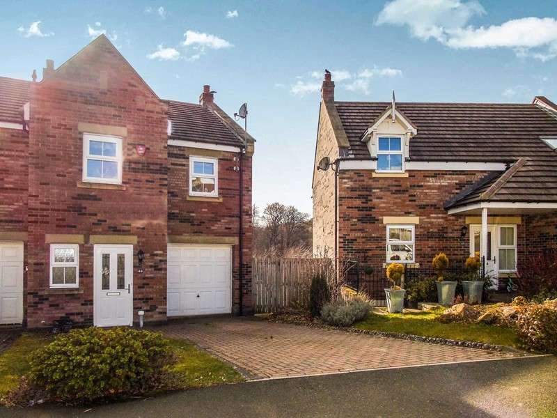 4 Bedrooms Property for sale in Whitton View, Rothbury, Morpeth, Northumberland, NE65 7QN