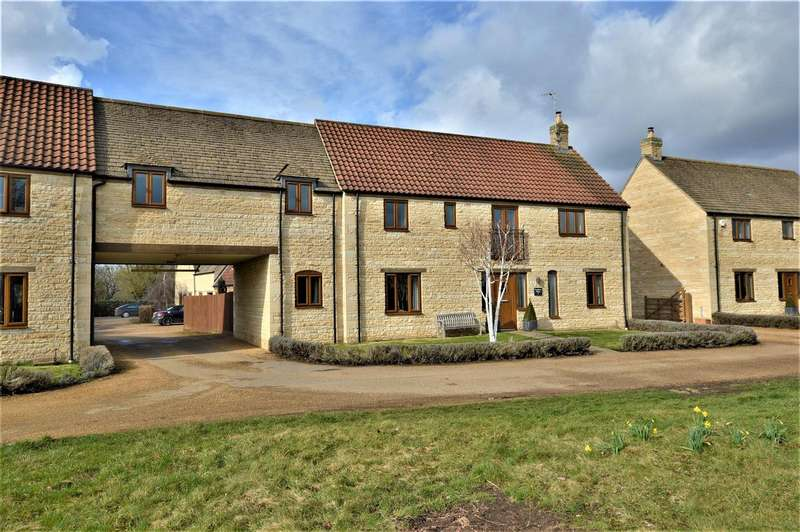 4 Bedrooms Property for sale in Red House Paddock, Tallington, Stamford