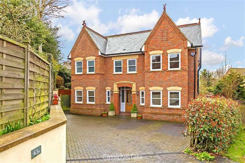 6 Bedrooms Property for sale in Grange Street, St Albans, Hertfordshire